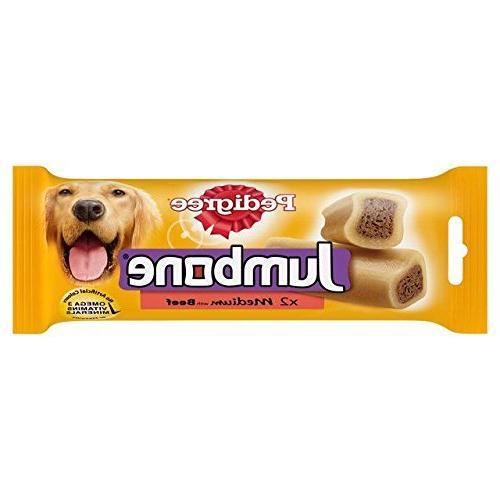 jumbone dog treats beef