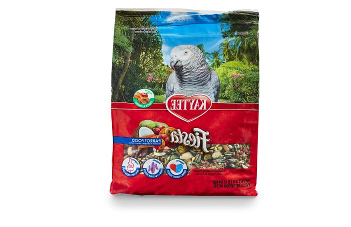 Kaytee Fiesta Bird Food for Parrots, PICK SIZE - FREE SHIPPI