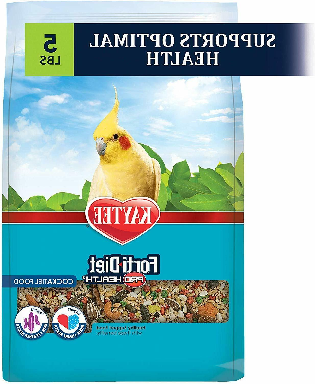 kaytee forti diet pro health bird food