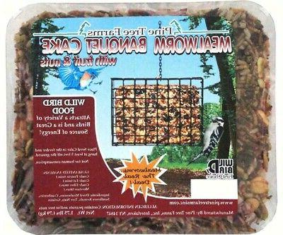 mealworm banquet seed cake