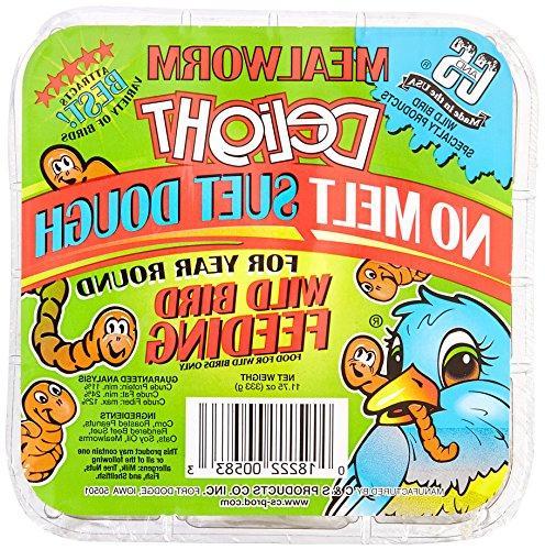 mealworm delight suet