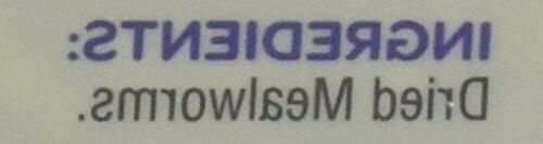 Kaytee Mealworms, 17.6 Bluebirds/Wrens/Robins/Chickadees/Woodpeckers