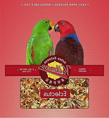 Natural Diet Bird Food For Eclectus Parrot Health Care Pet S