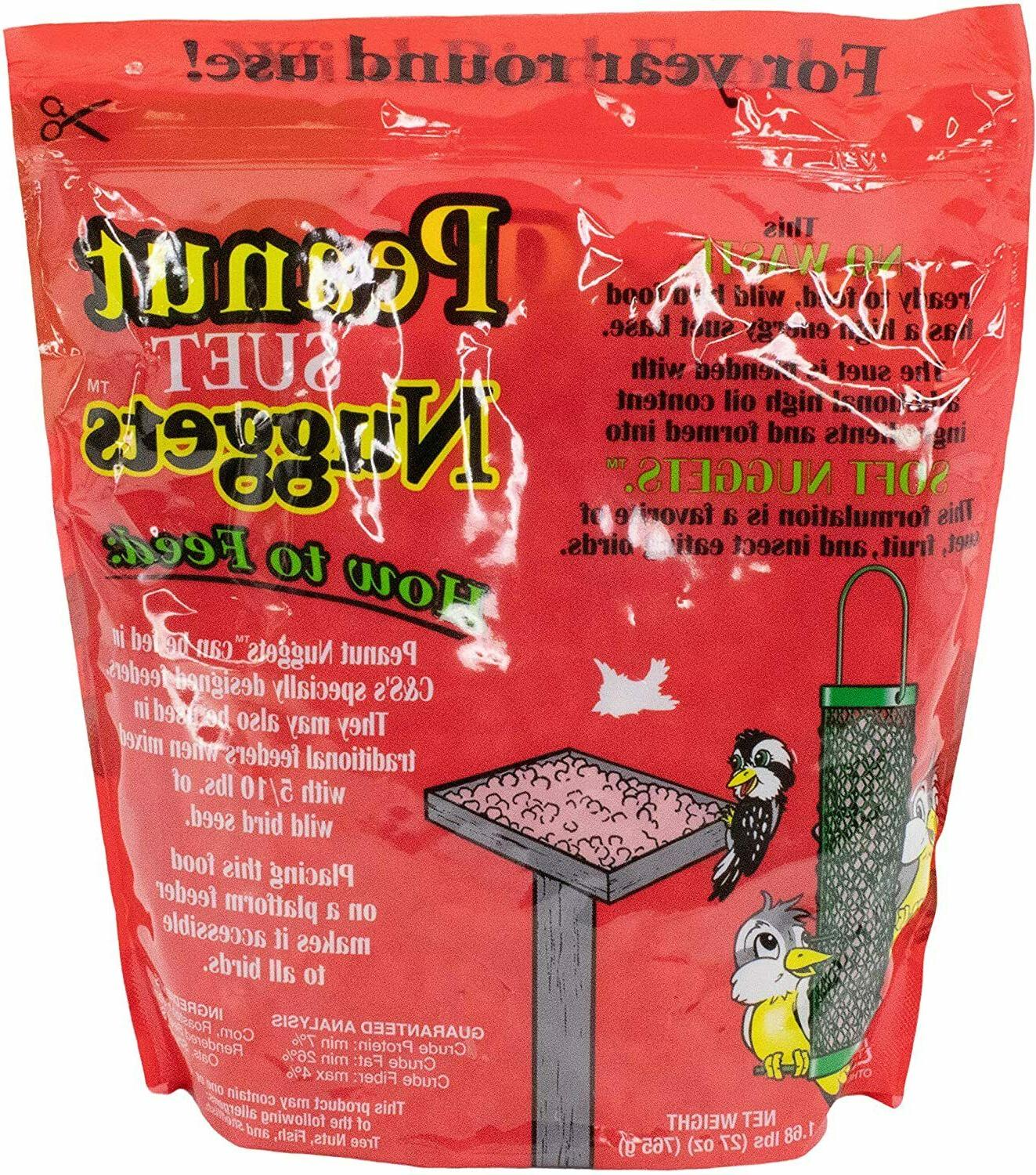 New Nuggets Bird Food 6 Made In Usa