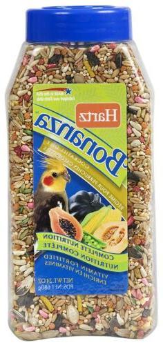Nutrition Bonanza Gourmet Cockatiel Diet