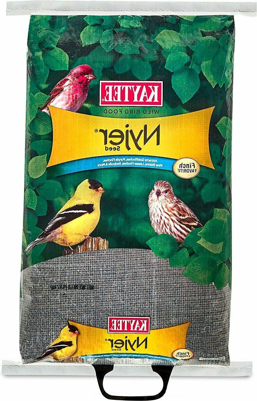 nyjer wild bird food 20 lb free