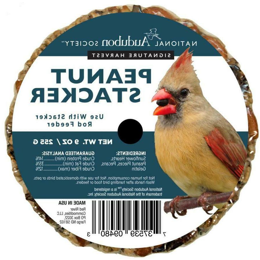 peanut stacker 9 oz bird and wildlife