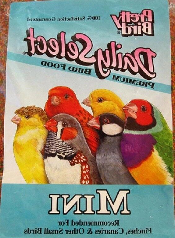 PRETTY BIRD PELLETS Daily