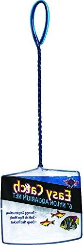 Blue Ribbon Pet Products ABLEC6 Easy Catch Fish Net for Aqua