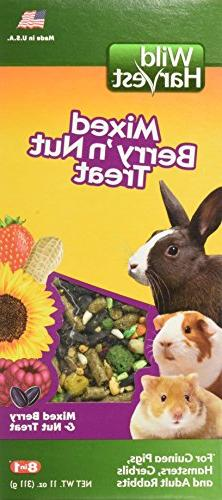 8In1 Pet Products: Treat For Small Animals Wild Harvest Mixe