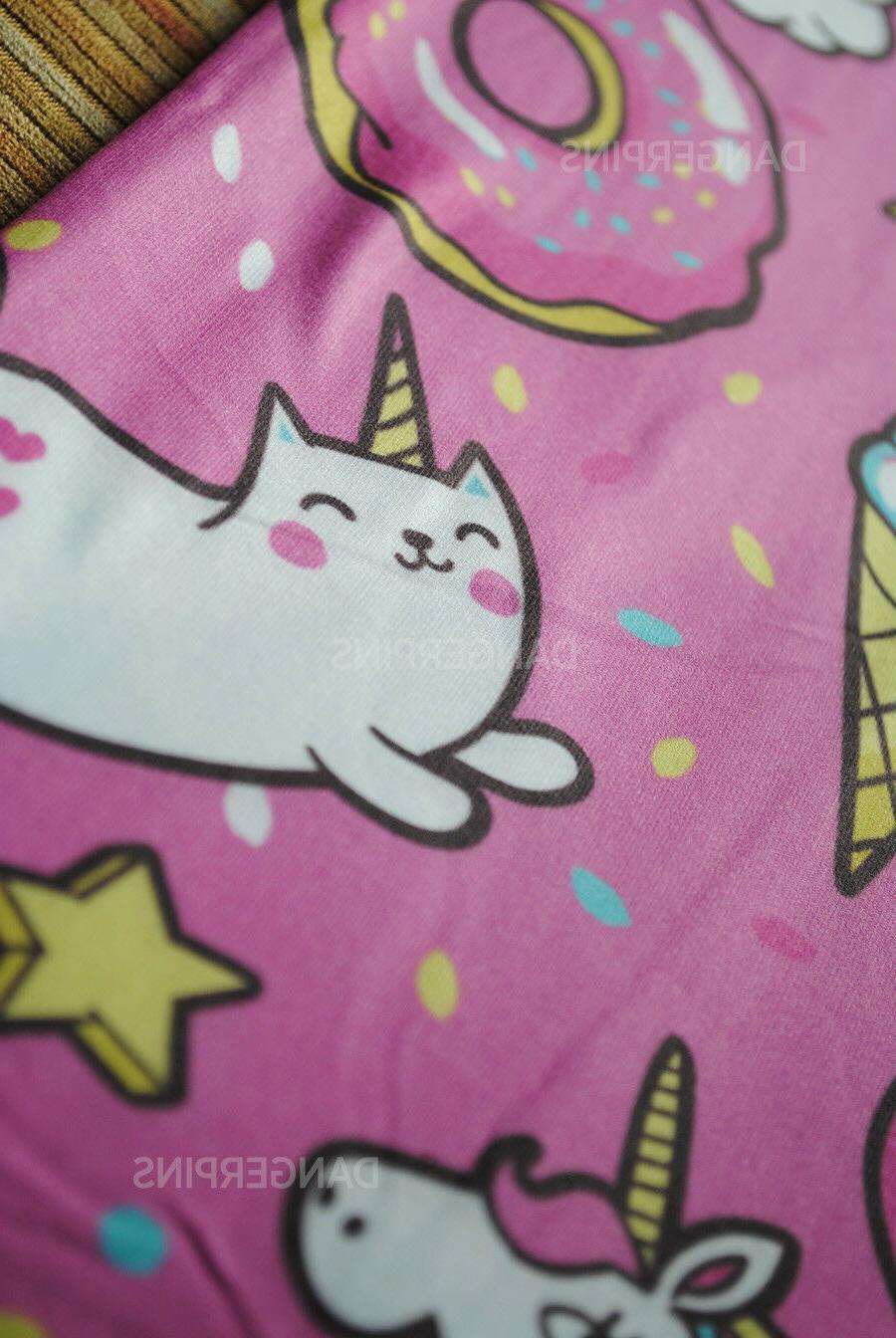 Pink leggings S-M size cute yoga kawaii