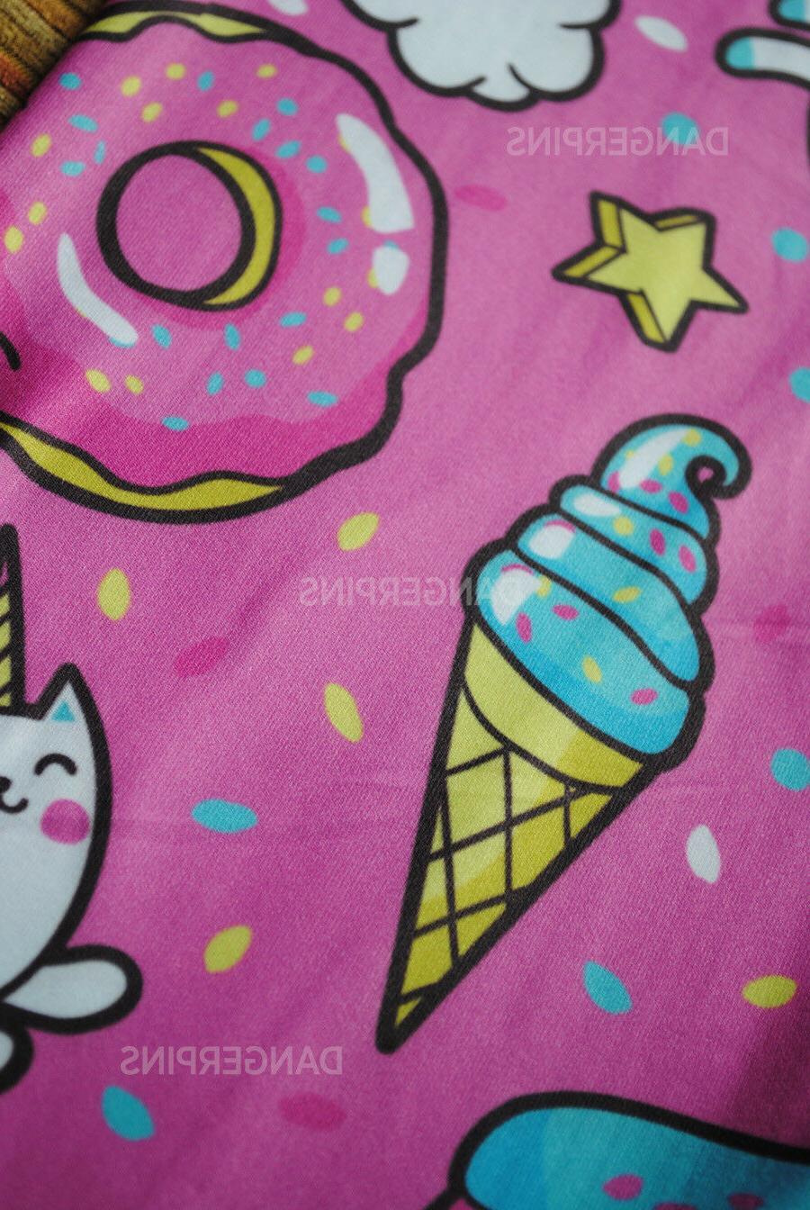 Pink Donut size kawaii