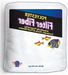 Polyester Filter Fiber 4 Oz Bag