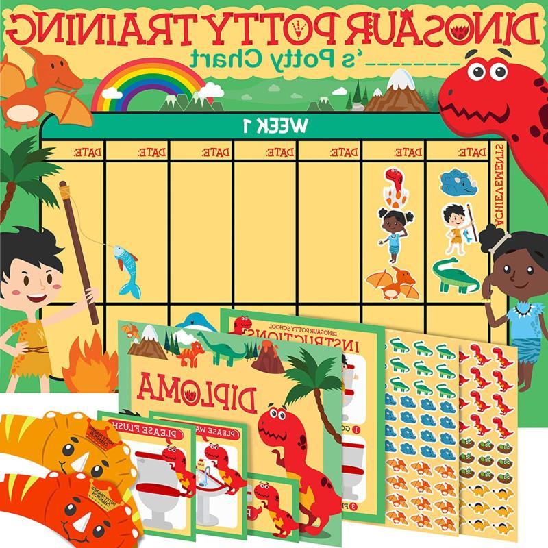 Potty Training Toddlers Design Sticker - Reward