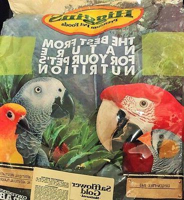 diet mix small bird