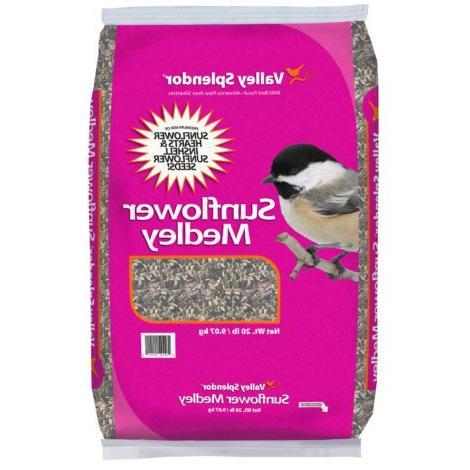 sunflower medley wild bird food