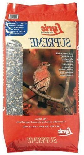 Lebanon Seaboard 26-47293 40-Lb Supreme Birdfeed - Bagged