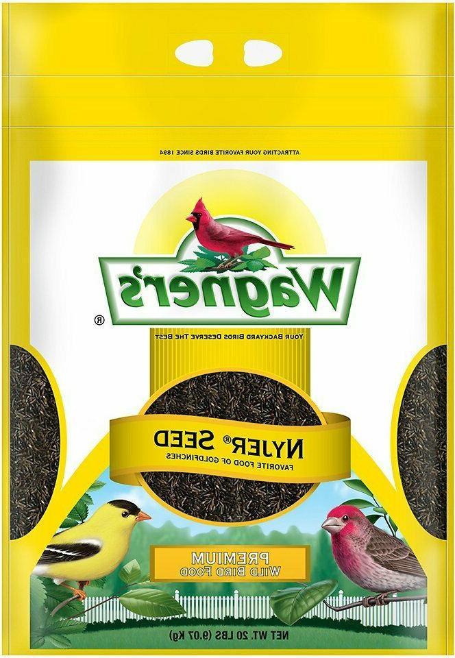 wagner s nyjer seed premium wild bird