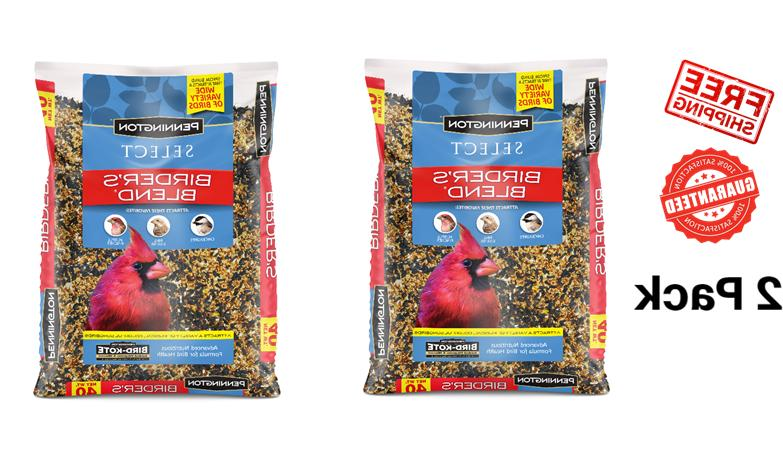 wild bird food seed mix birders blend