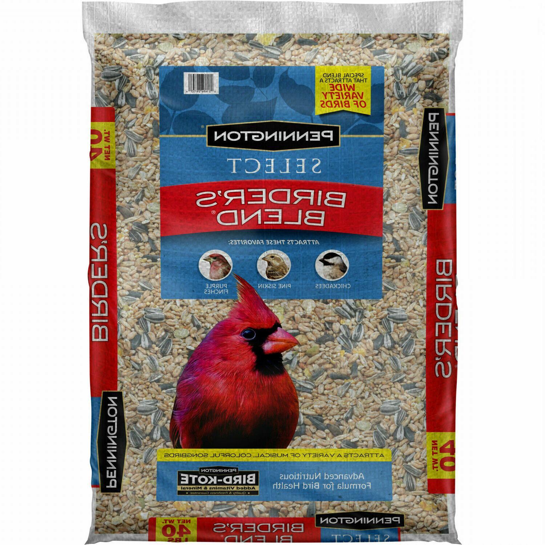 Wild Mix Bulk 40lb Bag Feed Select NEW
