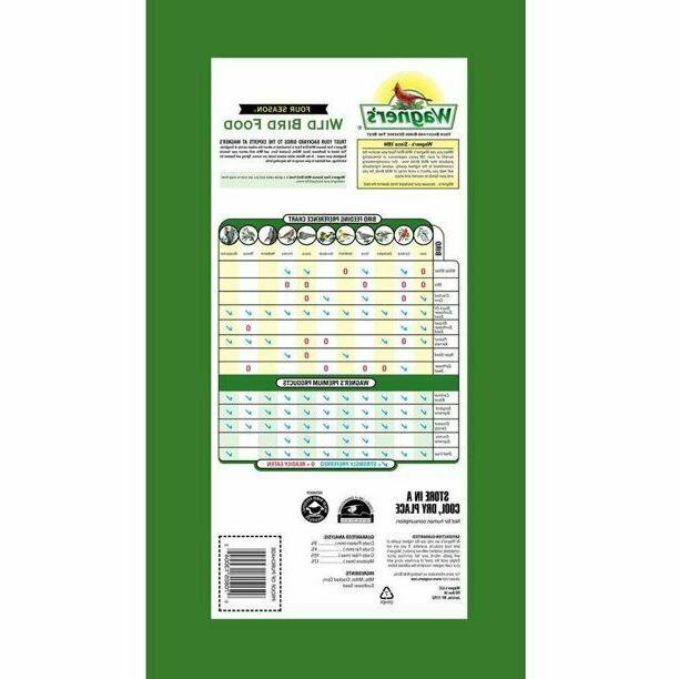 Wild Food Mix Bulk Feed Wagner's Year Round Blend
