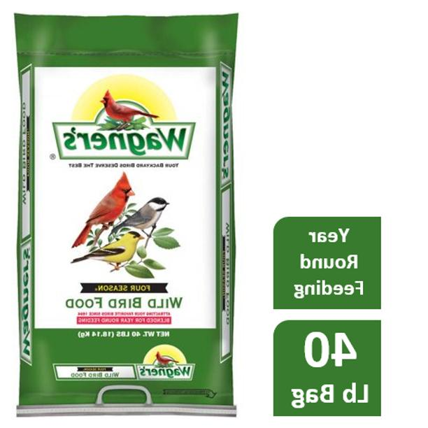 wild bird food seed mix bulk 40lb