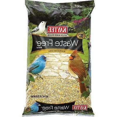 wild bird food waste