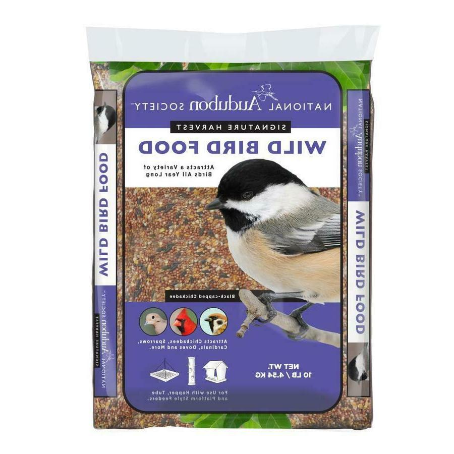Wild Bird Seed Food Premium Blend Mix 20-lbs Bag National Au