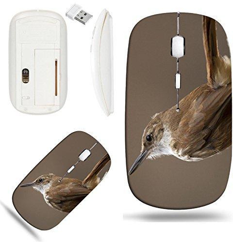 wireless mouse white base