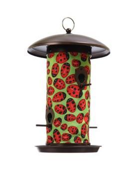 Toland Home Garden Ladybugs 14.5 x 9.5-Inch Decorative 4-Por