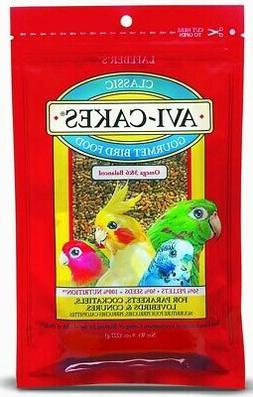 Lafeber'S Avi-Cakes For Cockatiels / Parakeets / Lovebirds A