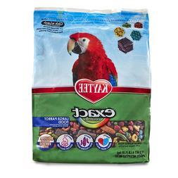 Large Parrot Bird Pet Food Seeds Kaytee Rainbow Omega-3 Prob