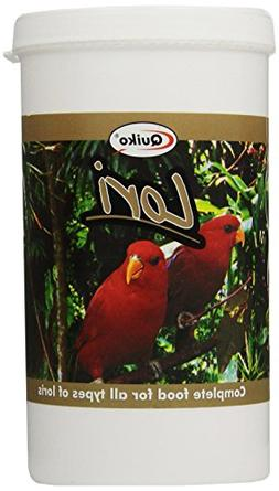 Quiko Lori - Complete Food for Nectar Eating Birds, 1.65 lb.