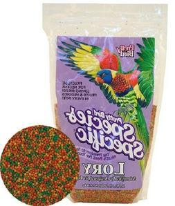 PRETTY BIRD, LORY Pellet Food, Lories, Lorikeets Healthy Die