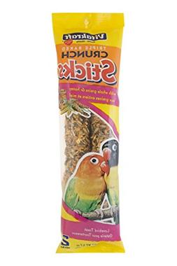 Vitakraft Lovebird Whole Grains & Honey Treat Sticks 2 Pack,