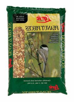 Lyric Wild Bird Food Peanut Pieces,Peanuts 5 Lbs.