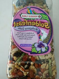 Goldenfeast Madagascar Delite 64oz Bird Food