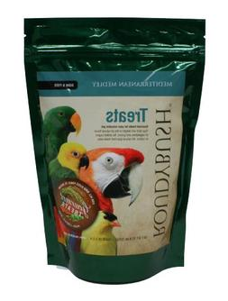 Roudybush Mediterranean Medley Soak and Feed Bird Food, 17.6