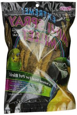 F.M. Brown's Extreme Natural Mini Spray Millet Bird Treat, 8
