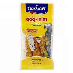 Vitakraft Mini Pop - Microwavable Mini Corn Cob Treats for A