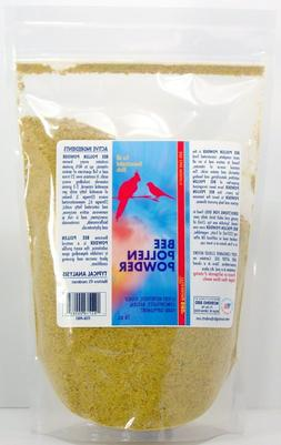Morning Bird Bee Pollen Powder - Bird Food Supplement