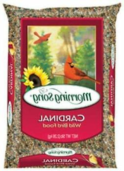 Morning Song Cardinal Wild Bird Food Size: 5 Pound.