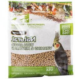 Zupreem Natural Bird Food For Medium Birds