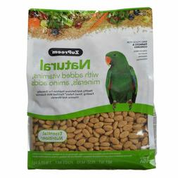 ZuPreem Natural Blend Bird Food for Parrots & Conures in 3.2