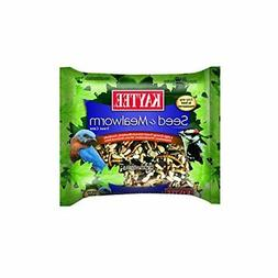 NEW Kaytee Seed & Mealworm Treat Cake FREE2DAYSHIP TAXFREE
