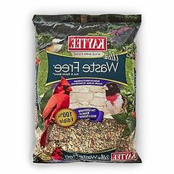 Kaytee Waste Free Nut and Raisin Blend, 5-Pound