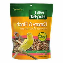 Wild Harvest B12492Q 001 Canary And Finch Food Blend One Siz