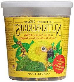 LAFEBER'S Company Nutri-Berries Conure Pet Food, 12-Ounce