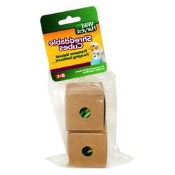 Wild Harvest P-84129 Shreddable Cubes for Cockatiels/Parakee