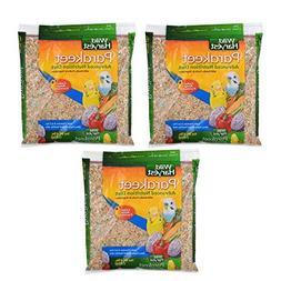 Wild Harvest Parakeet Advanced Nutrition Diet, 4-Pound Bag